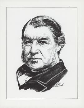 Portrait of Sir Charles Tupper