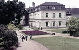 Photograph of the University of Bonn