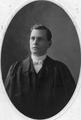 Photograph of George Farquhar : Class of 1906