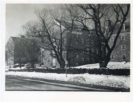 Photograph of Shirreff Hall (Exterior)