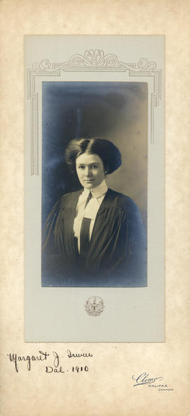Photograph of Margaret Jean Irwin