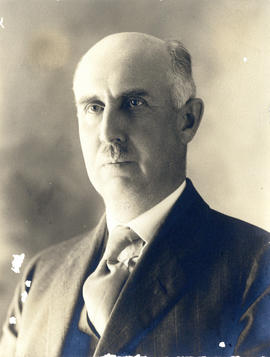 Portrait of Dr. William Harop Hattie