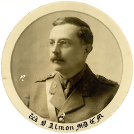 Portrait of W.B. Almon