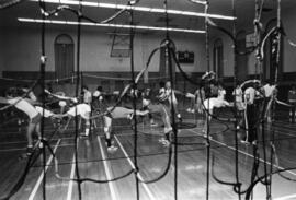 Photograph of Super Skills Summer Camp 1977 : Volleyball