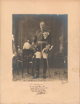 Photograph of Field Marshal Douglas Haig