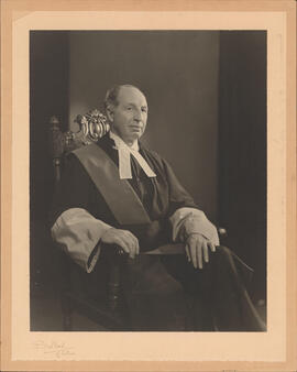 Photograph of John Keiller MacKay