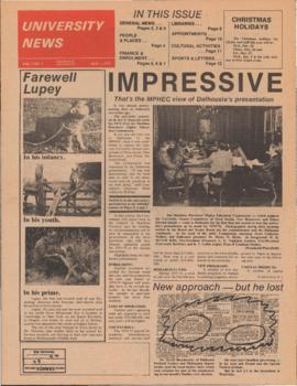 University News, Volume 5, Issue 5