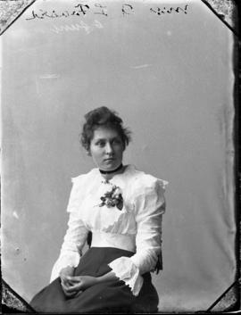 Photograph of Mrs. A. L. Fraser