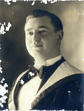 Portrait of Donald Campbell - Class of 1931