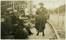Nursing Sisters on a ferry