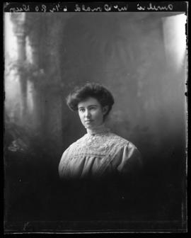 Photograph of Aurelia McDonald