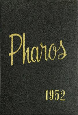 Pharos : Dalhousie University Yearbook 1952