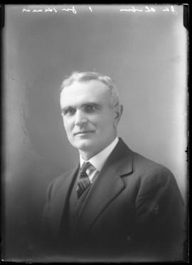 Photograph of James Alexander Stead Chambers