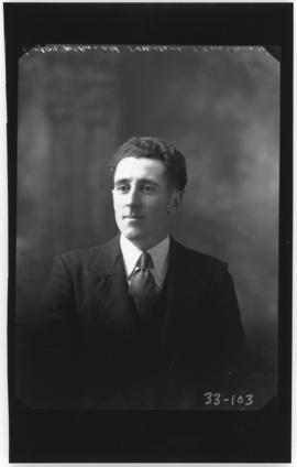 Photograph of Finlay McDonald