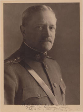 Photograph of John Joseph Pershing, United States Army