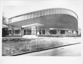 Photograph of the F. H. Sexton Memorial Gymnasium