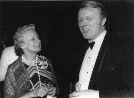 Photograph of Evelyn Holmes and Guy MacLean