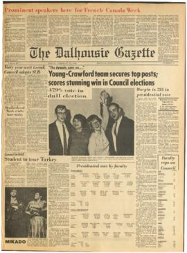 The Dalhousie Gazette, Volume 98, Issue 17