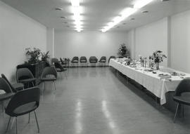 Photograph of a Boardroom at the International Council of Nurses Headquarters in Geneva