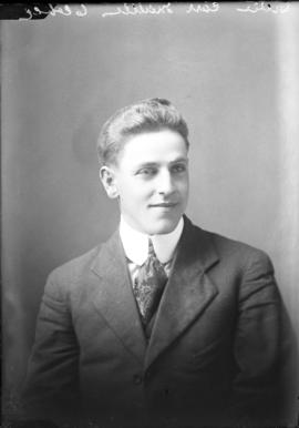 Photograph of Willie Carr Meikle