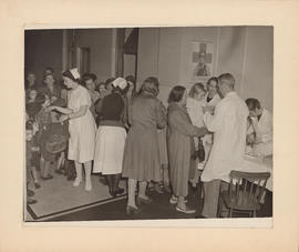 Photograph of Outpatient and Public Health Clinic, Vaccination Clinic