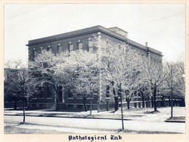 Photograph of Pathological Laboratory