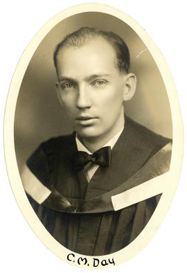 Portrait of C.M. Day : Class of 1949
