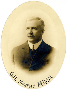 Portrait of G.H. Murphy