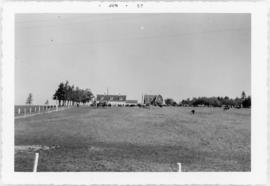 Photograph of an unidentified farm in [Prince Edward Island?]