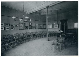 Photograph of the Munroe Room in the Forrest Building