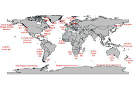 Global seabird database