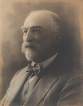 Photograph of William A. Black - Board of Governors
