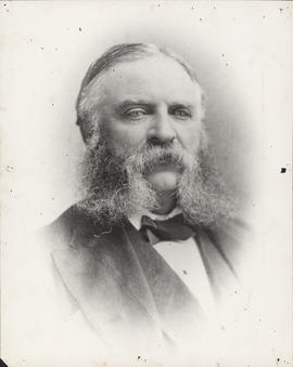 Photograph of James Ross