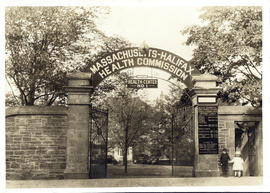Photograph of Massachusetts-Halifax Health Commission, Health Centre No. 1
