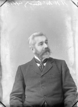 Photograph of H. H. McCurdy