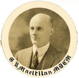 Portrait of G.K. MacLellan