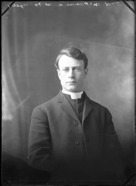 Photograph of Dr. M. McPherson