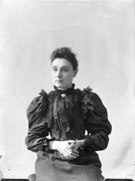 Photograph of Miss Anna Ross
