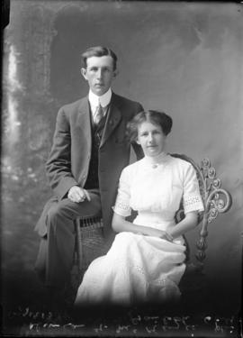 Photograph of Mr. & Mrs. Duncan G. McKenzie