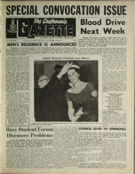 The Dalhousie Gazette, Volume 91, Issue 4