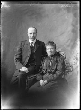 Photograph of Mr. & Mrs. Neil McDonald