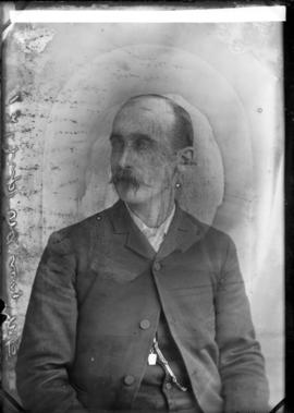 Photograph of Mr. J. S. Mitchell