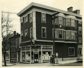 Balcom and Chittick Drugs - Exterior on Spring Garden and Robie