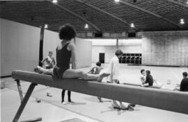 Photograph of Recreation Programs : Tumblebugs gymnastics