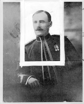 Photograph of Inspector Francis J. Fitzgerald
