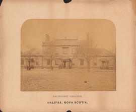 Photograph of Dalhousie College