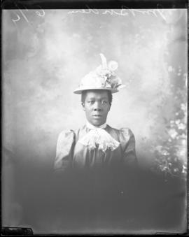 Photograph of Mrs. Borden