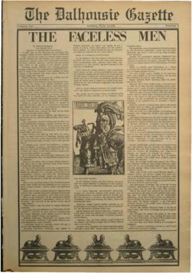 The Dalhousie Gazette, Volume 101, Issue 8