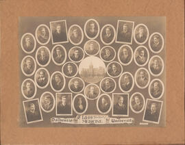 Faculty of Medicine class photograph - 1925