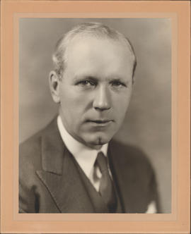 Photograph of Angus L. MacDonald, Faculty of Law